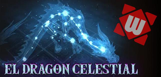 El dragon celestial