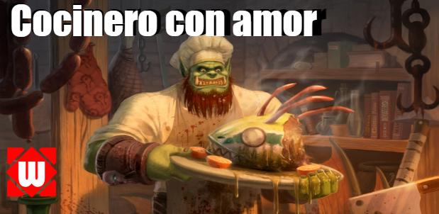 COCINERO CON AMOR