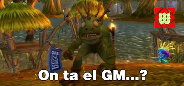 On ta el Gm...?