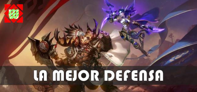 La mejor defensa