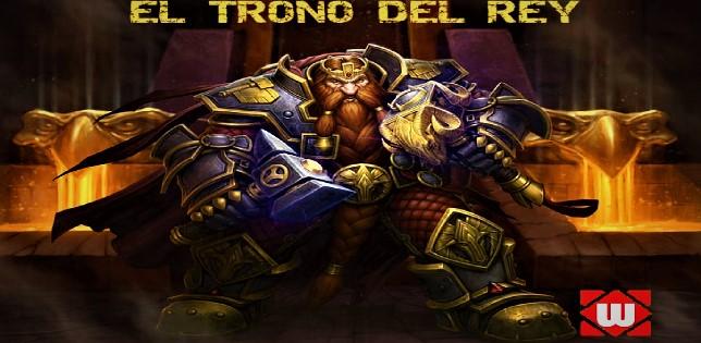 EL TRONO DEL REY